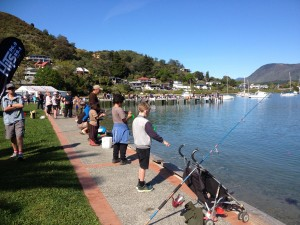 TKGF Blenheim - Waikawa Bay, Picton 10Oct15 001